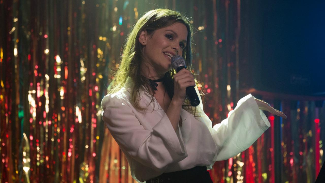 Rachel Shows Off Her Singing Skills on 'Nashville'