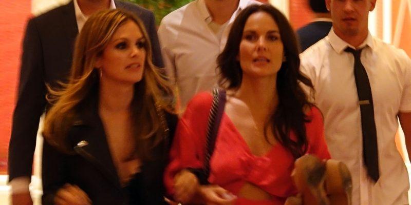[CANDIDS] Rachel spotted in Las Vegas