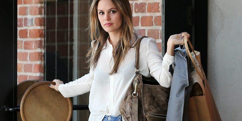 Rachel Bilson spotted shopping at Rachel Comey